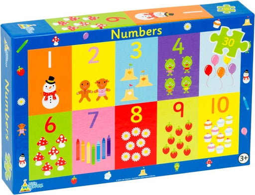Little Wigwam Numbers Jigsaw