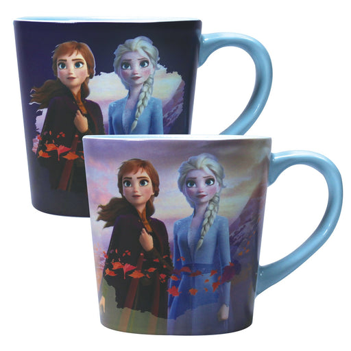 Disney Frozen 2 Heat Changing Tapered Mug - Destiny