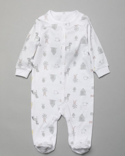Farm 10 Piece Layette Set