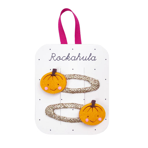 Rockahula Little Pumpkin Clips