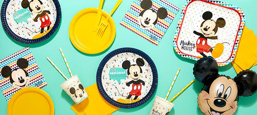 Mickey Mouse Awesome Paper Party Bags