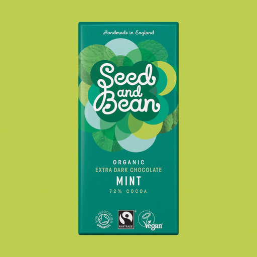 Seed & Bean Mint Extra Dark Chocolate