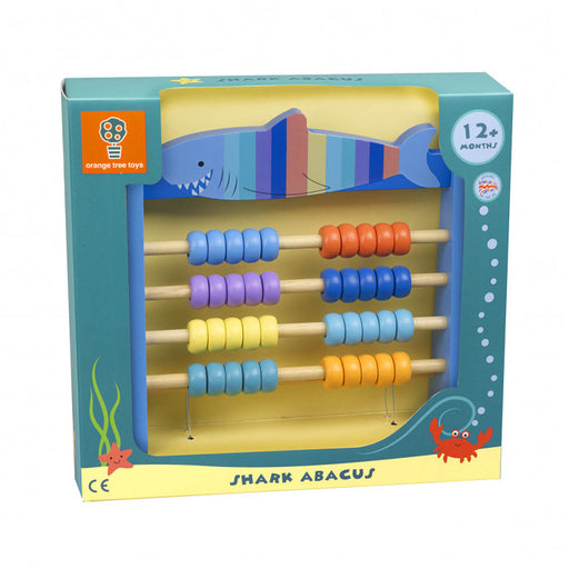 Orange Tree Shark Abacus
