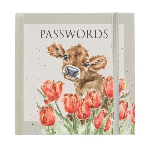 Wrendale Bessie Password Book