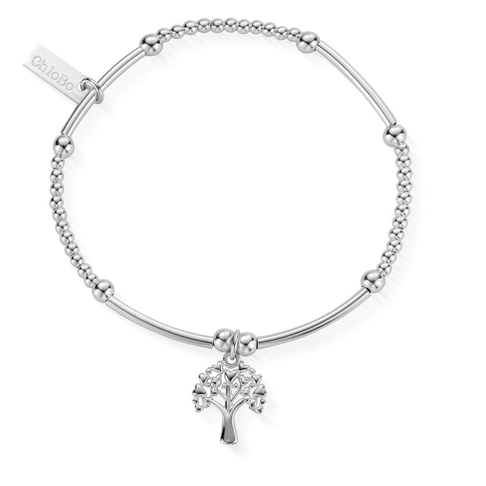 Chlobo Cute Mini Heart Tree of Life Bracelet