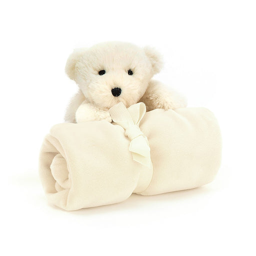 Jellycat Shooshu Perry Polar Bear Soother