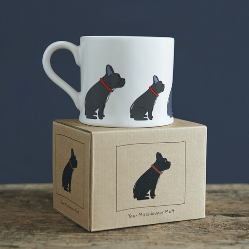 Sweet William French Bulldog Mug