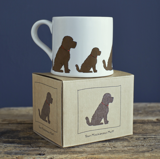 Sweet William Cockapoo Mug