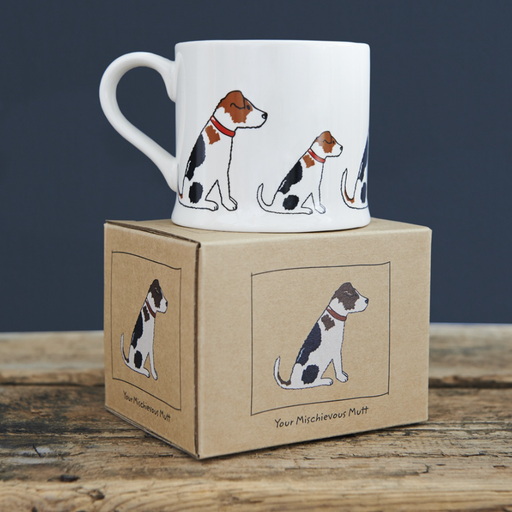 Sweet William Jack Russell Mug