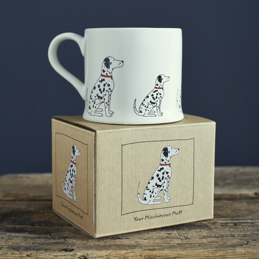 Sweet William Dalmatian Mug