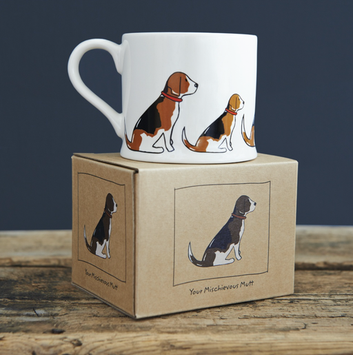Sweet William Beagle Mug