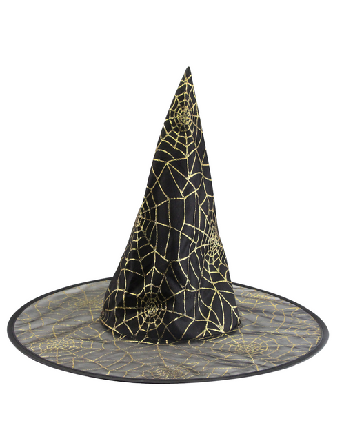 Gisela Graham Halloween Witches Hat