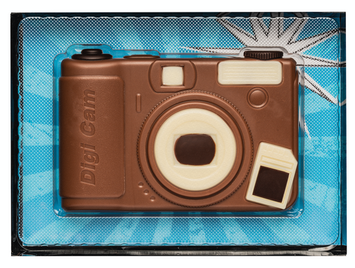 Chocolate Camera Gift Set 75g