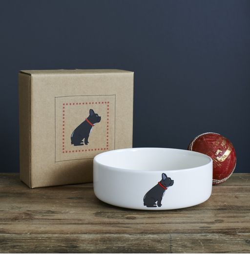 Sweet William French Bulldog Bowl