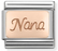 Nomination Classic Charm - Rose Gold Nana