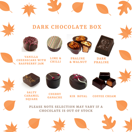 Maple Dark Selection Box