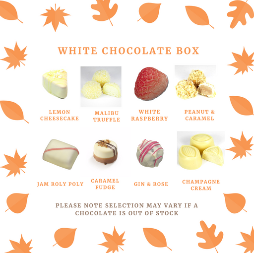 Maple White Chocolate Selection Gift Box