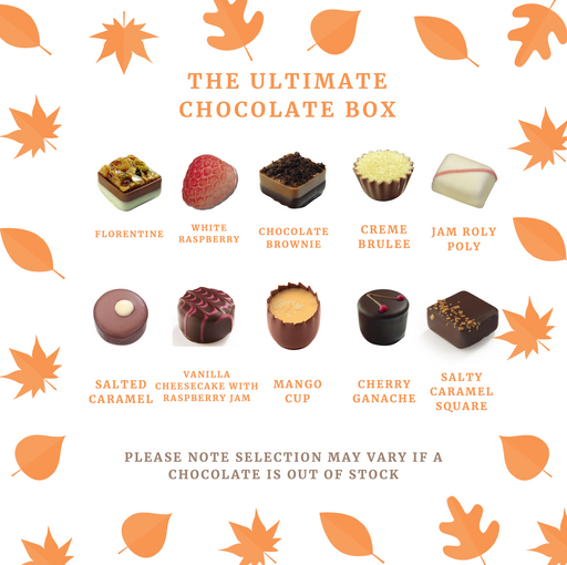 Maple The Ultimate Chocolate Selection Gift Box