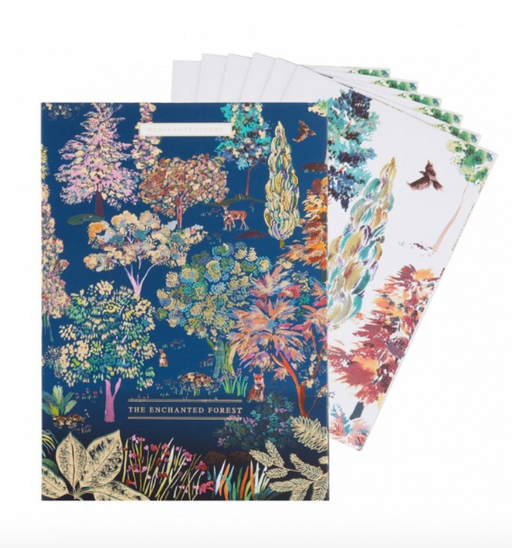 Heathcote & Ivory The Enchanted Forest Scented Drawer Liners