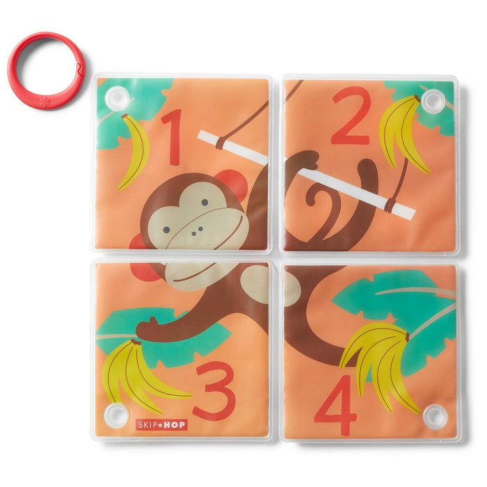 Skip Hop Count & Play Bath Puzzle