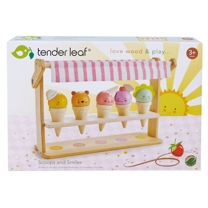 Tender Leaf Toys Scoops and Smiles