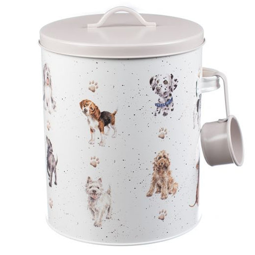 Wrendale Dog Food Tin