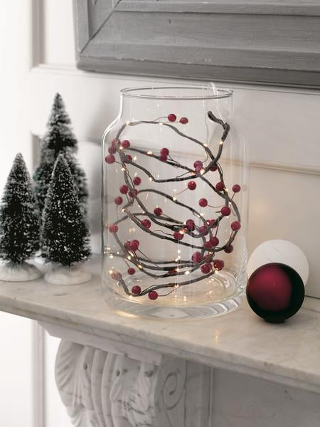 Talking Tables Botanical Berry String Lights