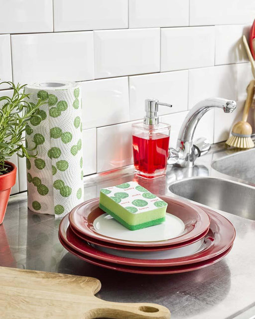 Talking Tables Botanical Sprout Kitchen Roll