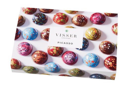 Visser Picasso Luxury Chocolate Box