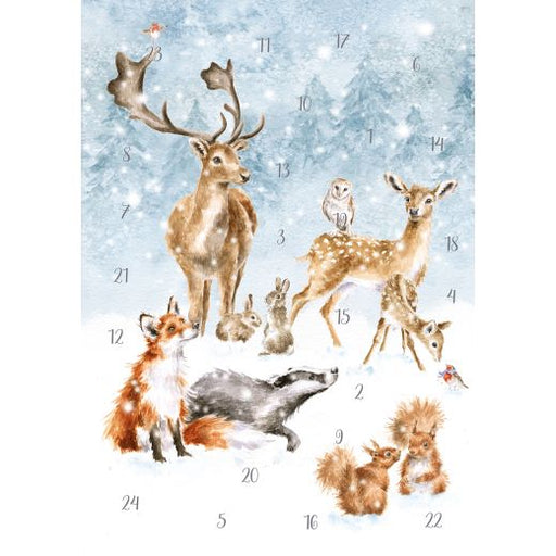 Wrendale 'A Winter Wonderland' Advent Calendar