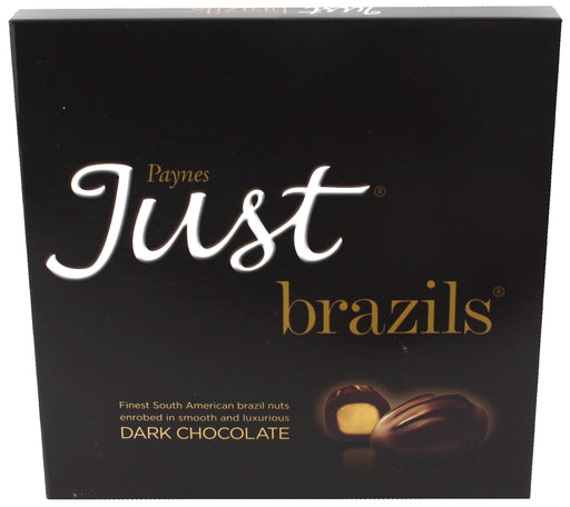 Dark Choc Just Brazils 180g