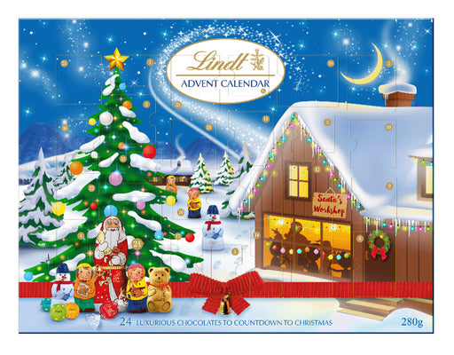 Lindt Giant Advent 280g