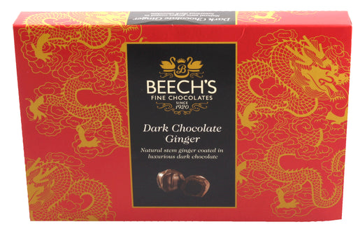 Beech's Dark Chocolate Ginger 200g