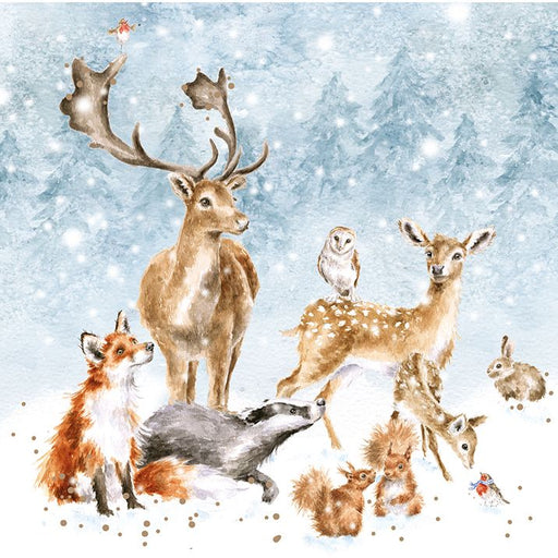 Wrendale 'Winter Wonderland' Christmas Card Box Set