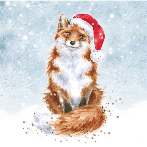 Wrendale 'Festive Fox' Christmas Card Box Set