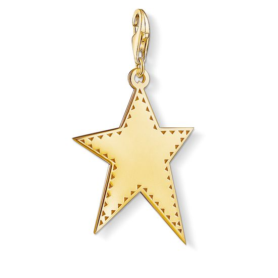 Thomas Sabo Golden Star Charm