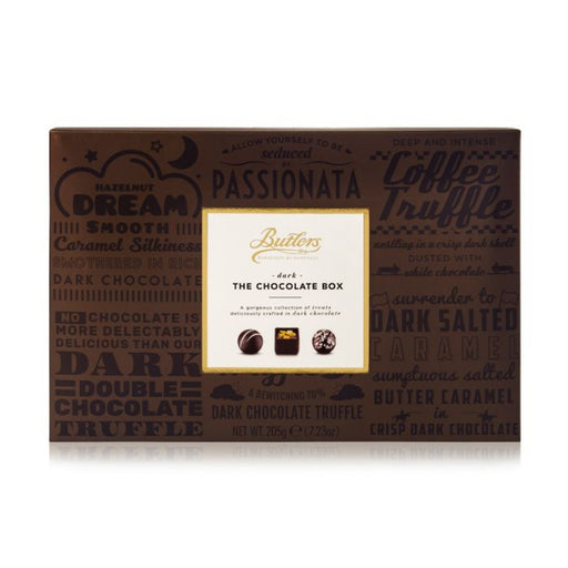 Butlers Dark Chocolate Box 205g