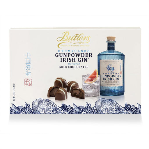 Butlers Gunpowder Irish Gin Milk Chocolates