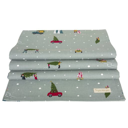 Sophie Allport Home for Christmas Table Runner