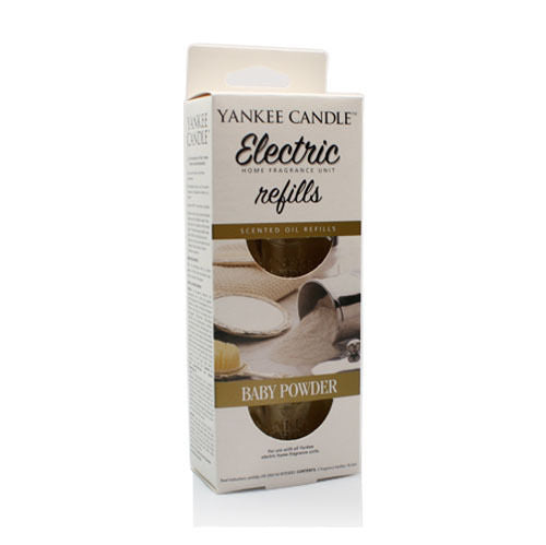 Yankee Candle Electric Refills Baby Powder