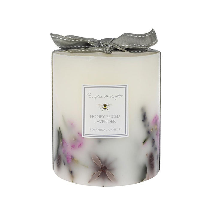 Sophie Allport Honey Spiced Lavender Botanical Candle