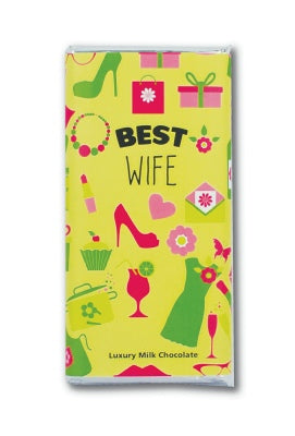 Best Wife Chocolate Bar