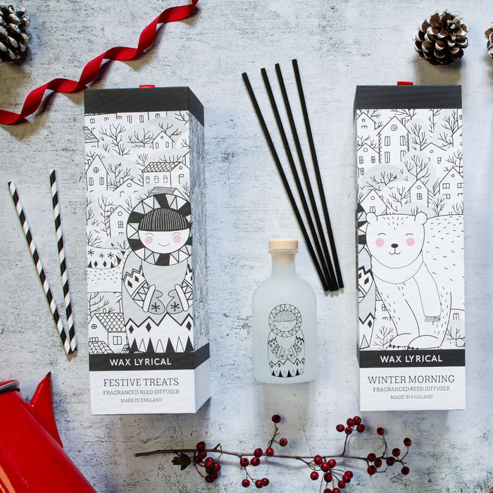 Wax Lyrical Festive Treats Reed Diffuser Baby It's Cold Outside