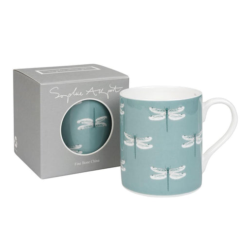 Sophie Allport Dragonfly Coloured Mug
