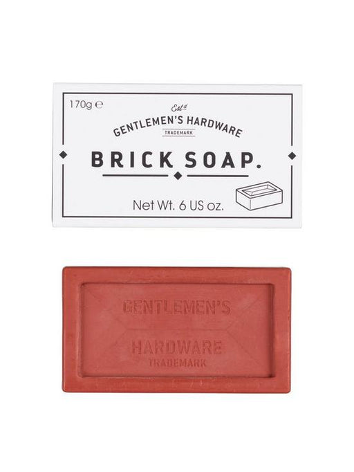 Gentleman's Hardware Brick Soap