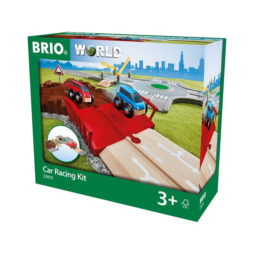 Brio Car Racing Kit