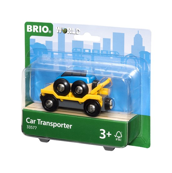 Brio Car Transporter For Railway