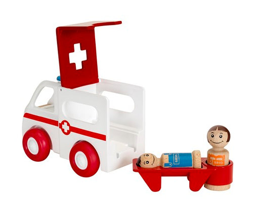 Brio Light and Sound Ambulance