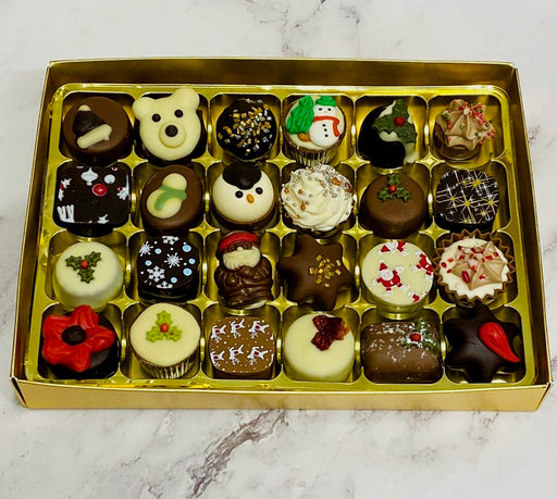 Christmas Chocolate Selection - CHOOSE SIZE!