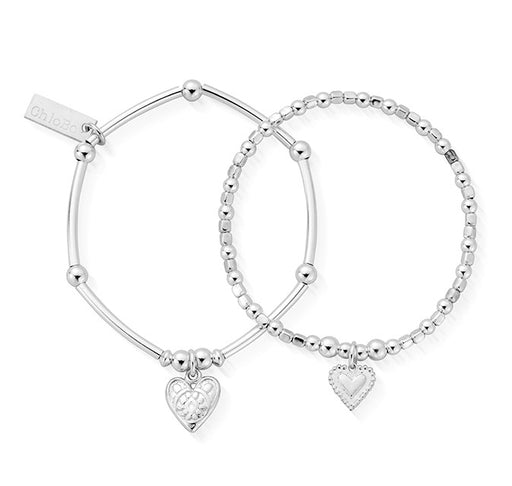 ChloBo Childrens Compassion Set of 2 Bracelets